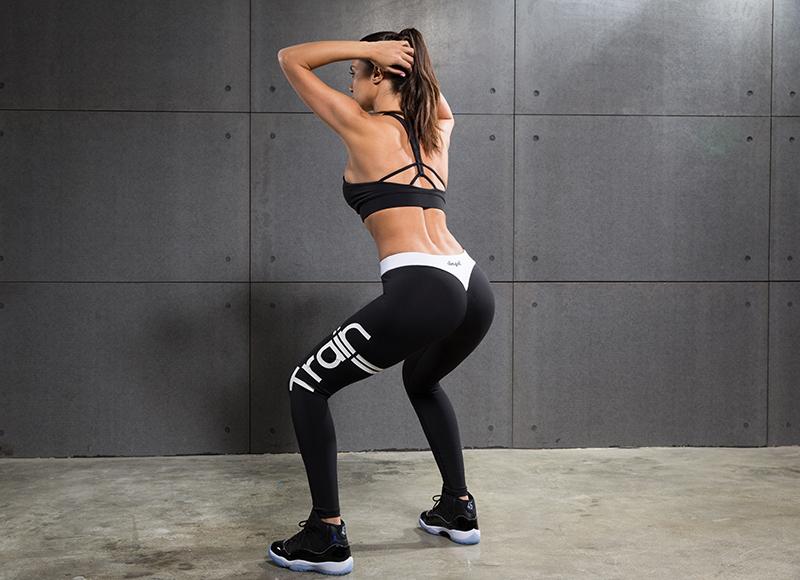 Legging sport noir2