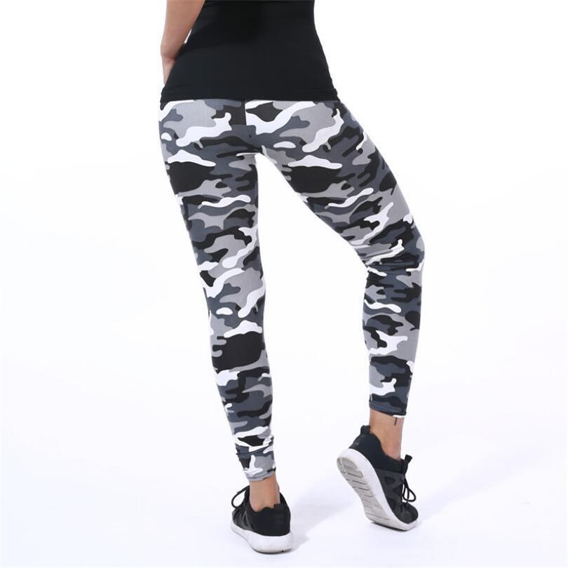 legging sport camouflage