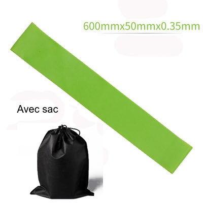 Vert + sac