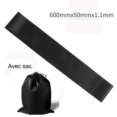 Noir + sac