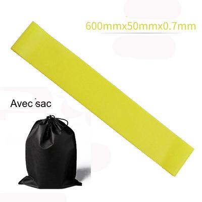 Jaune + sac