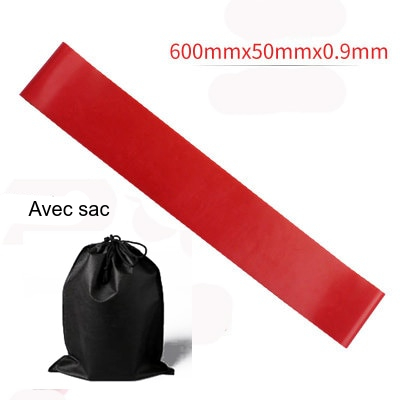 Rouge + sac