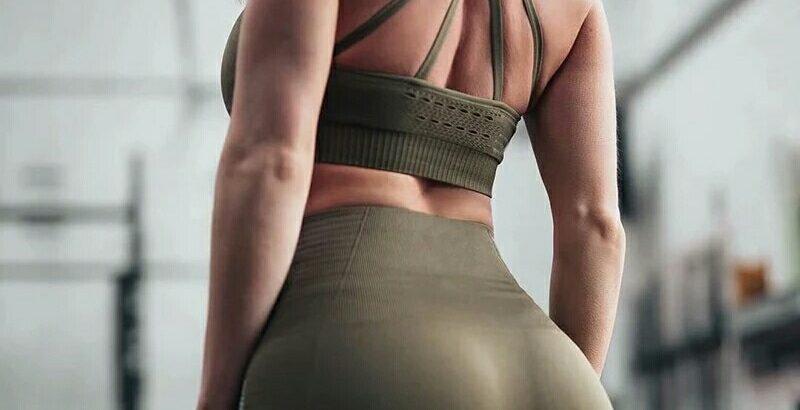 Tenue de sport fitness Femme