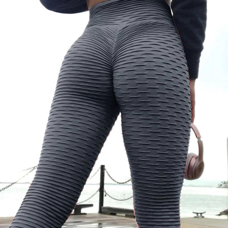 legging anti cellulite noir