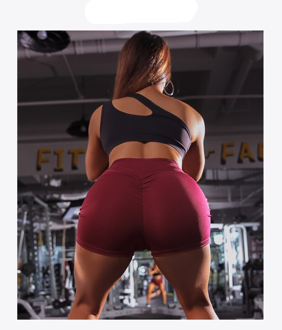 short push sport femme