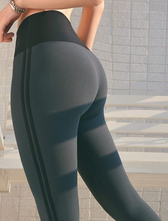 Leggings Femme Fitness Taille Haute