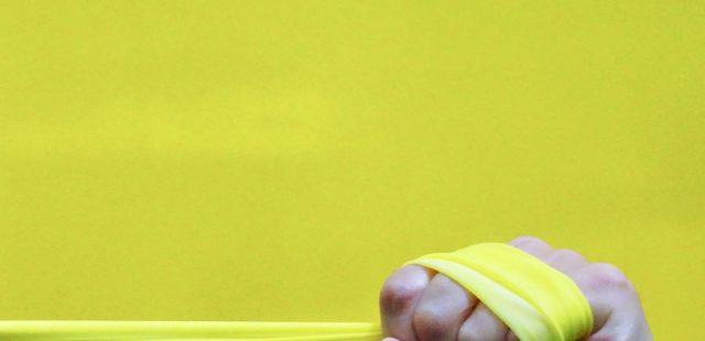 Bande élastique Fitness: Un des Meilleurs Accessoire de Fitness et de Musculation