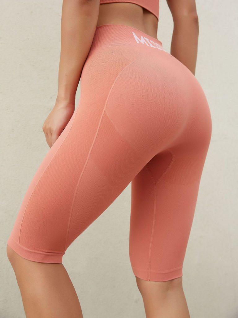 legging longueur genoux
