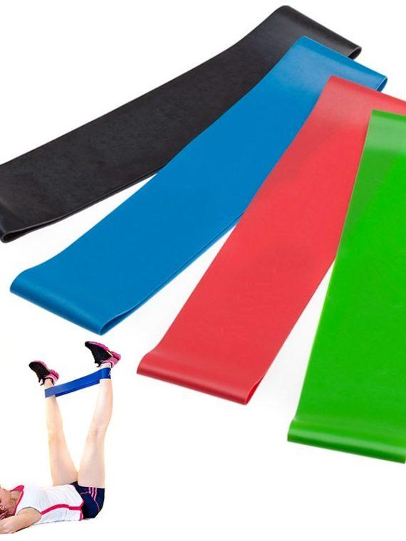 bande elastique fitness