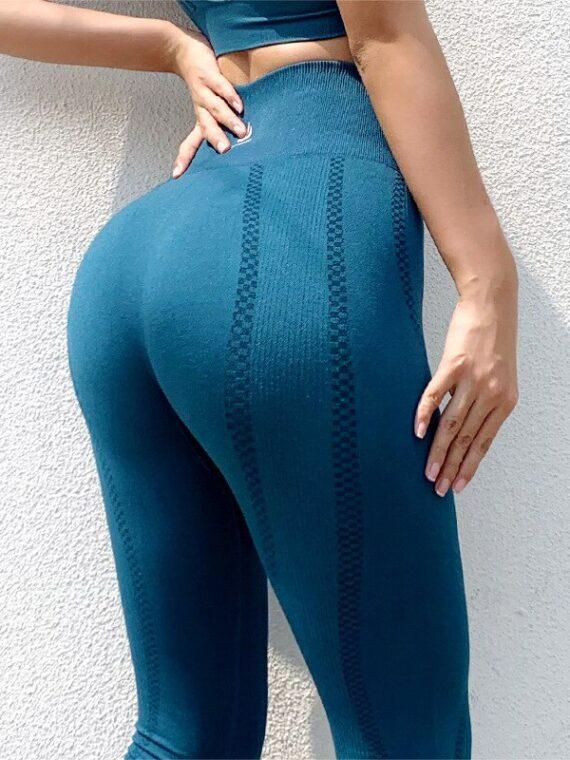 legging push up taille haute