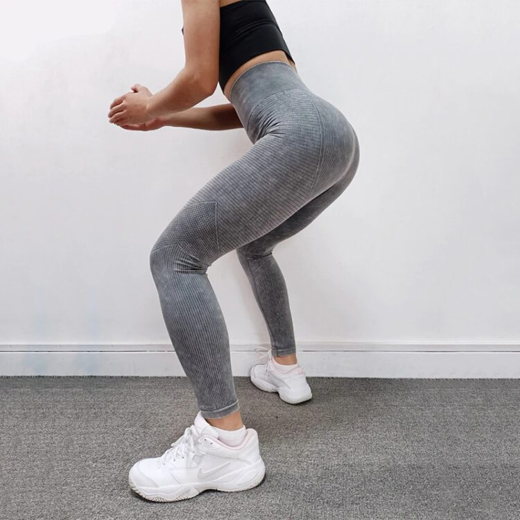 legging gym femme