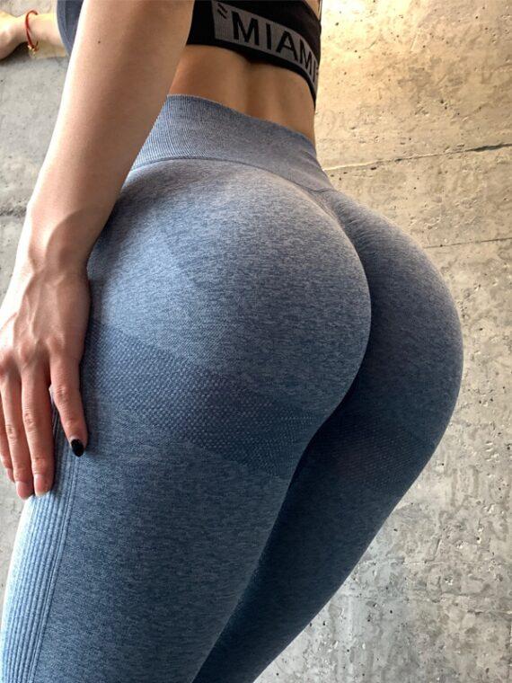 legging moulant sport femme